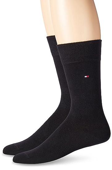 2e23908f bonprix Men's TH MEN SOCK CLASSIC 2P Classic Calf Socks - black ...