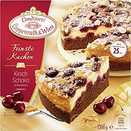 Coppenrath Wiese Feinste Kuchen Kirsch Schoko 1 2 Kg