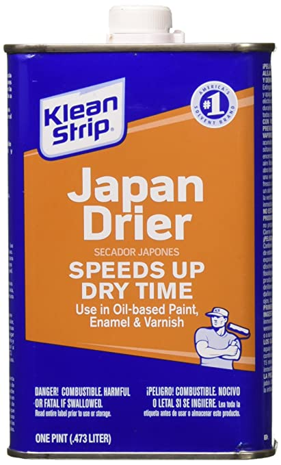 Klean-Strip PJD40 Japan Drier, 1-Pint