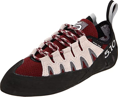 Five Ten - Zapatillas de escalada para hombre Dragon Red, color, talla UK 3.0