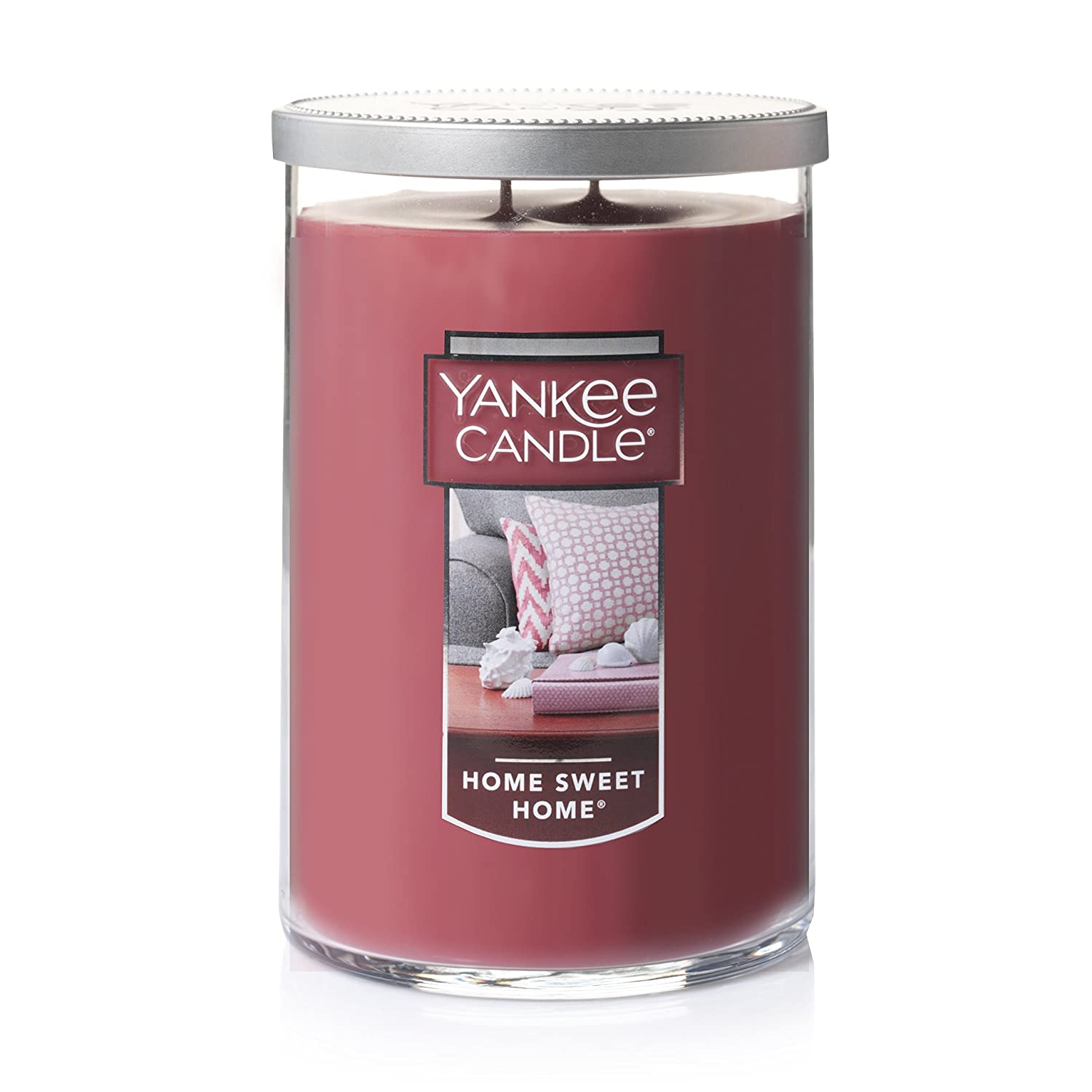 Yankee Candle Large 2-Wick Tumbler Candle, Home Sweet Home