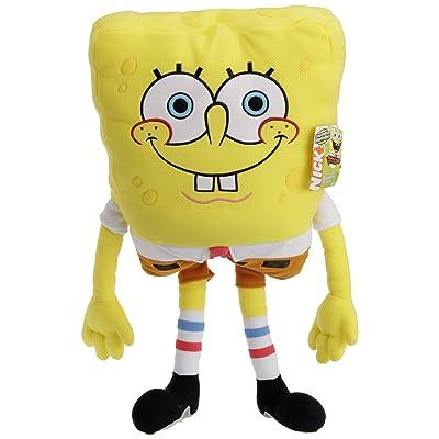 Spongebob Squarepants Cuddle Pillow, Yellow: Baby