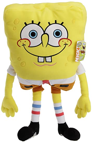 Amazon.com: Spongebob Squarepants Cuddle Pillow, Amarillo: Baby