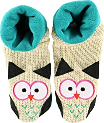 cadd0a087c66 Slipper Woodland Animal Character Slippers by LazyOne