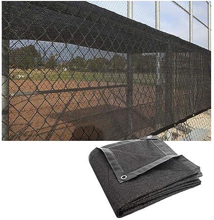 Toldo Vela 8x8m Tela de Sombra con Ojales, Red de Sombra Negra 50% para Cercas Jardines Patios al Aire Libre Patios al Aire Libre Gazebos Invernaderos Graneros Tela para Sombrilla, Múltiples Opciones: