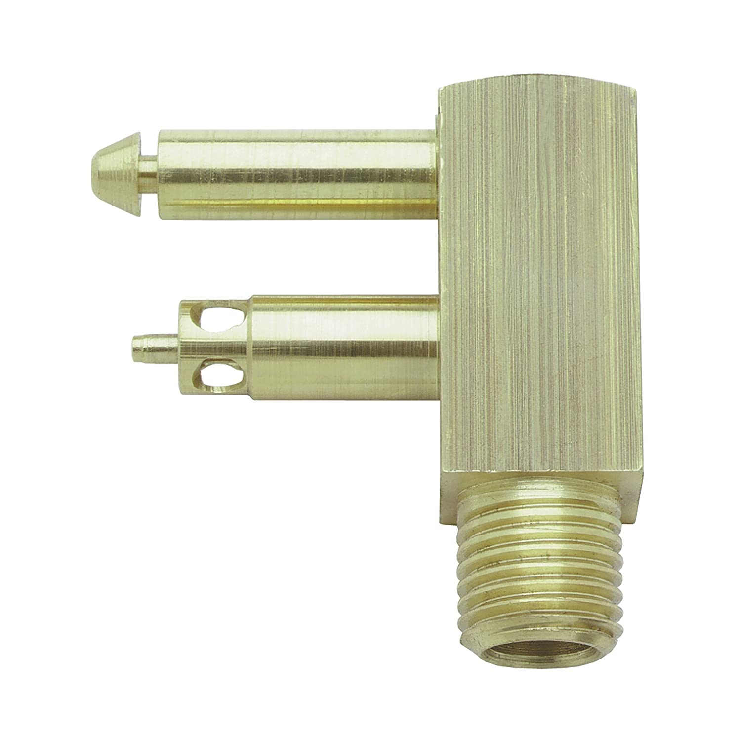 Atwood 8873-6 Quick-Connect Fuel Tank Fitting with 1//4 NPT Thread