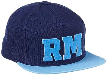 adidas Passgenaue Real Madrid - Gorra para Hombre, Color Azul, Talla M: Amazon.es: Deportes y aire libre