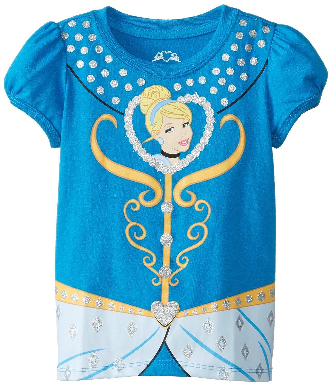 Amazon Disney Little Girls Princess Cinderella Girls T Shirt