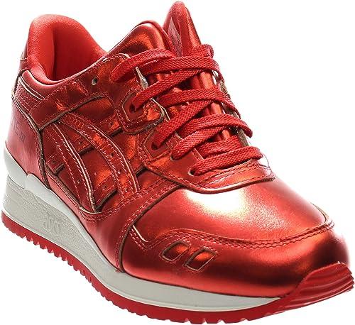 ASICS Womens Gel Lyte Iii Running Casual Sneakers,