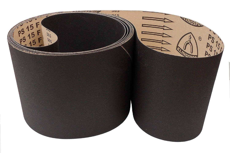 Klingspor PS 15 F Schleifband K/örnung: 80 3 St/ück 150 x 7100 mm