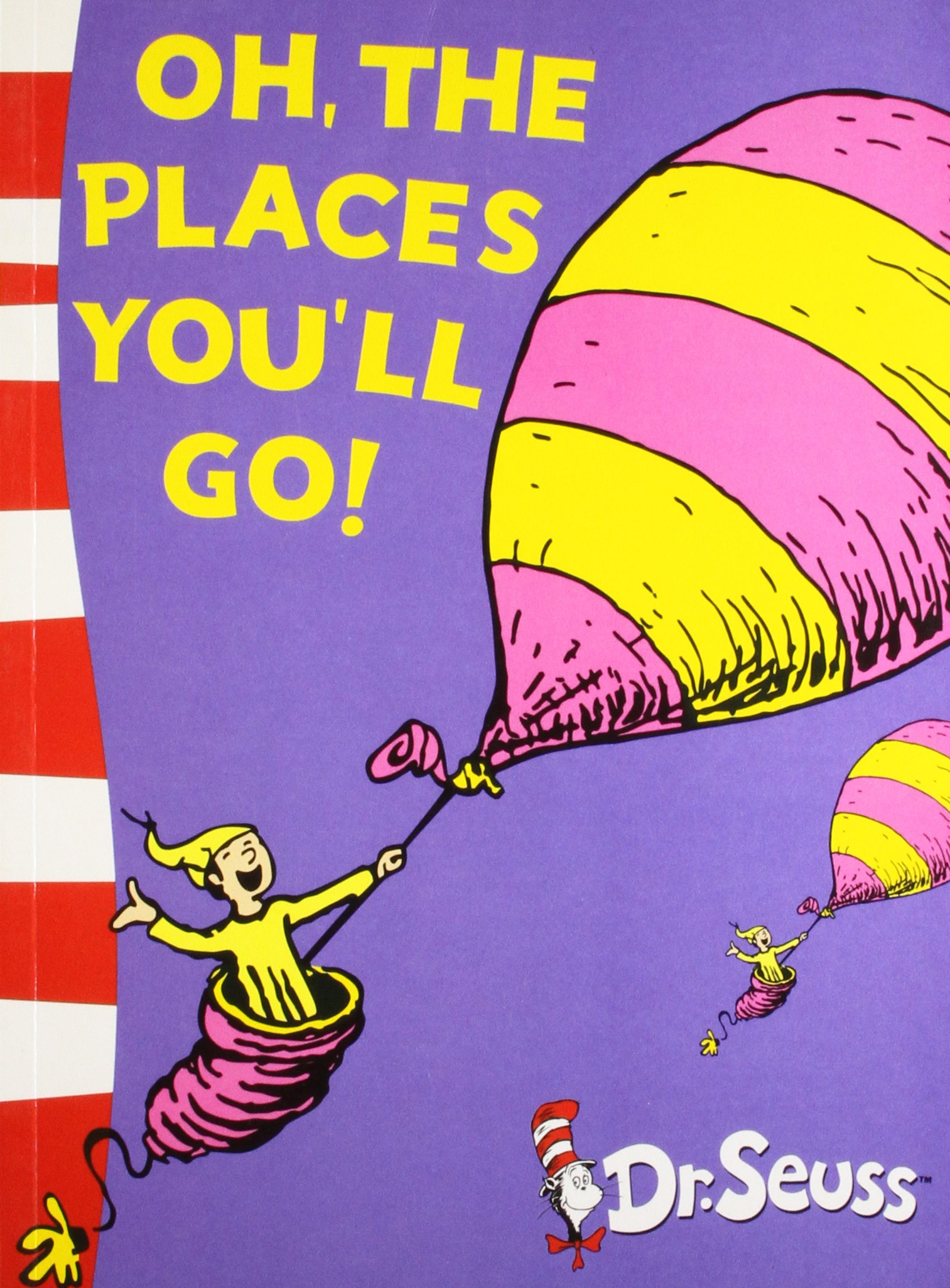 Oh The Places You Ll Go Clipart 9743