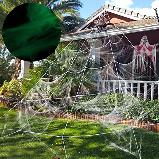 Scary Halloween Prop Can Also Be Used Indoor Celebrate A Holiday 72 inch Cocoon Corpse Hanging Halloween Decoration Halloween Skeleton for Outdoor Haunted House Spooky Outdoor Halloween Decor
