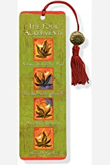 Beaded Bookmark Four Agreements Bookmark