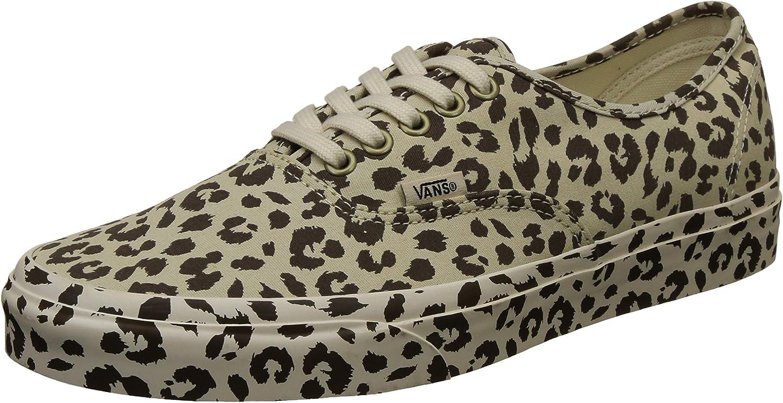 vans men's leopard shoes