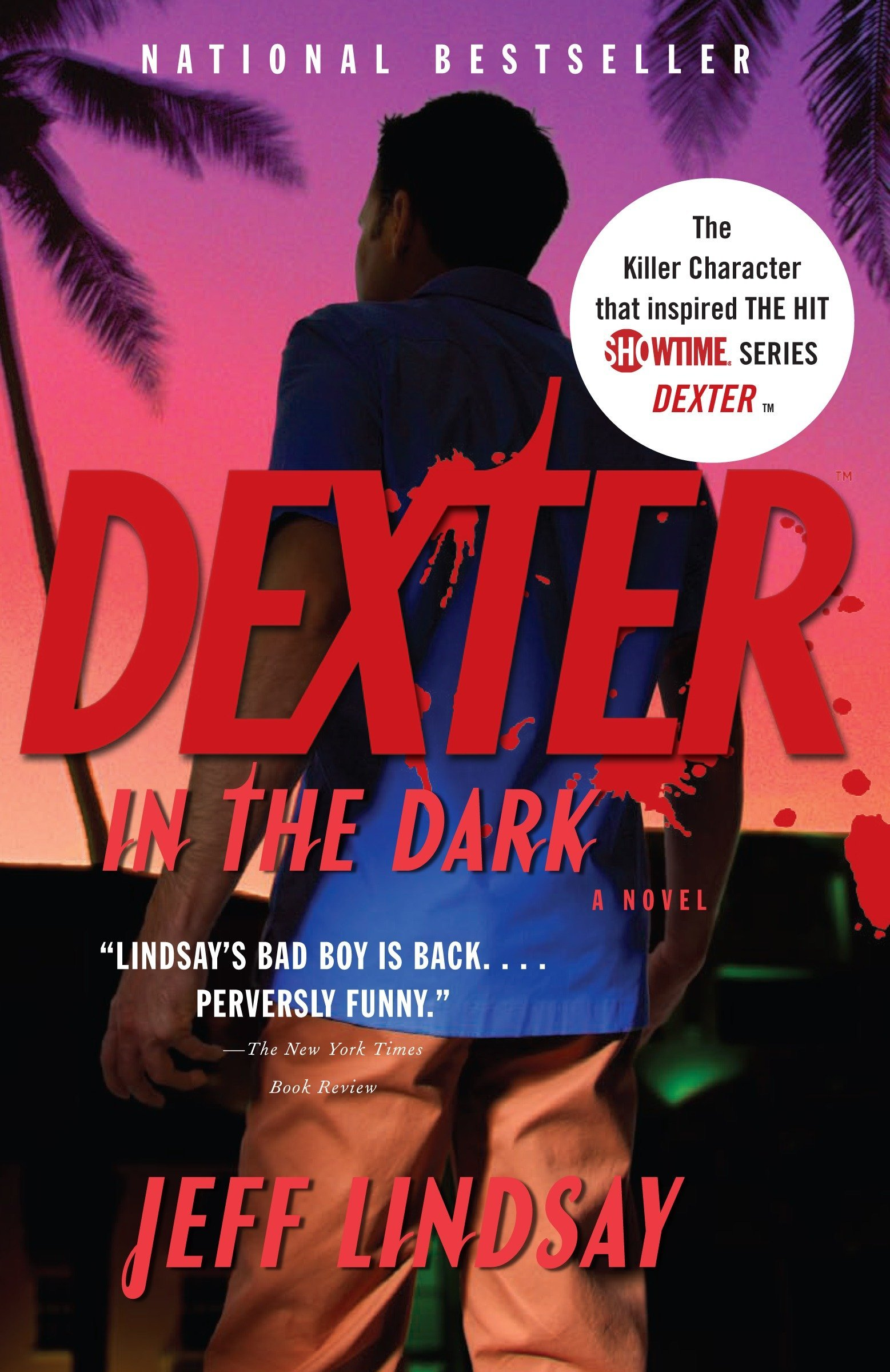 how many dexter books are there