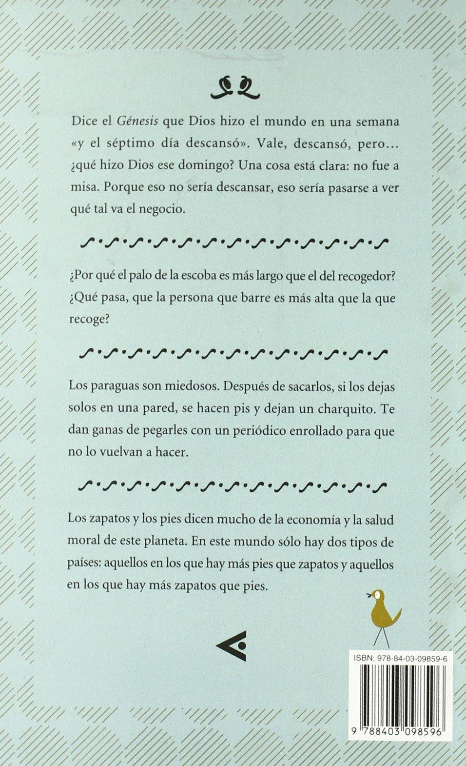 Dios hizo el mundo en siete dÃas... y se nota: Luis Piedrahita Cuesta: 9788403098596: Amazon.com: Books