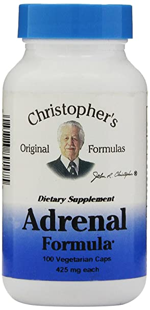 Adrenal Formula 100 Caps 100 Capsules: Amazon.co.uk: Business, Industry & Science