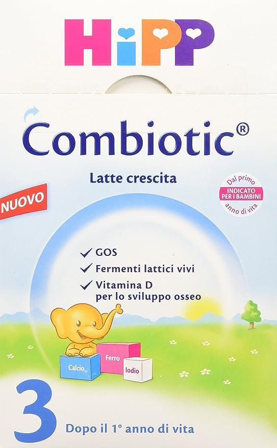 2 opinioni per Hipp Latte 3 Combiotic- 600 g