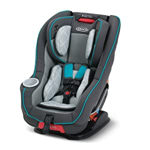 Graco Size4Me 65 Convertible Car Seat, Finch