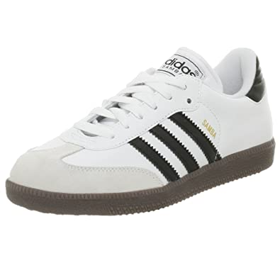 adidas Samba Classic Leather Soccer Shoe (ToddlerLittle KidBig Kid),