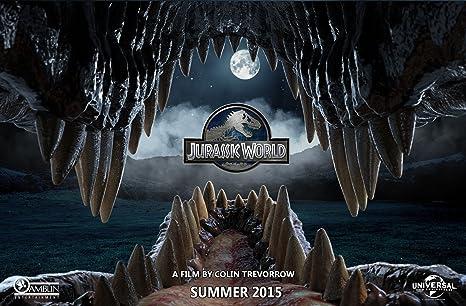Posterhub Movie Jurassic World Jurassic Park Dinosaur Hd Wall Poster