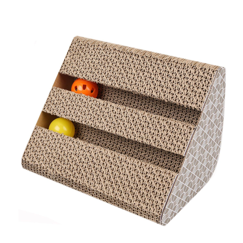 KartonKatze Katzen Spielzeug