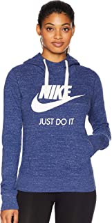 : Nike Women's Sportswear Gym Vintage Hoodie: Clothing