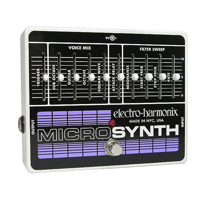 リンク:MicroSynth