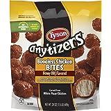 Tyson Any'tizers Honey BBQ Boneless Chicken Bites, 24 oz. (Frozen)