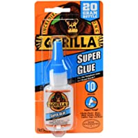 Gorilla 7805601 Super Glue, 20 g, 1-Pack