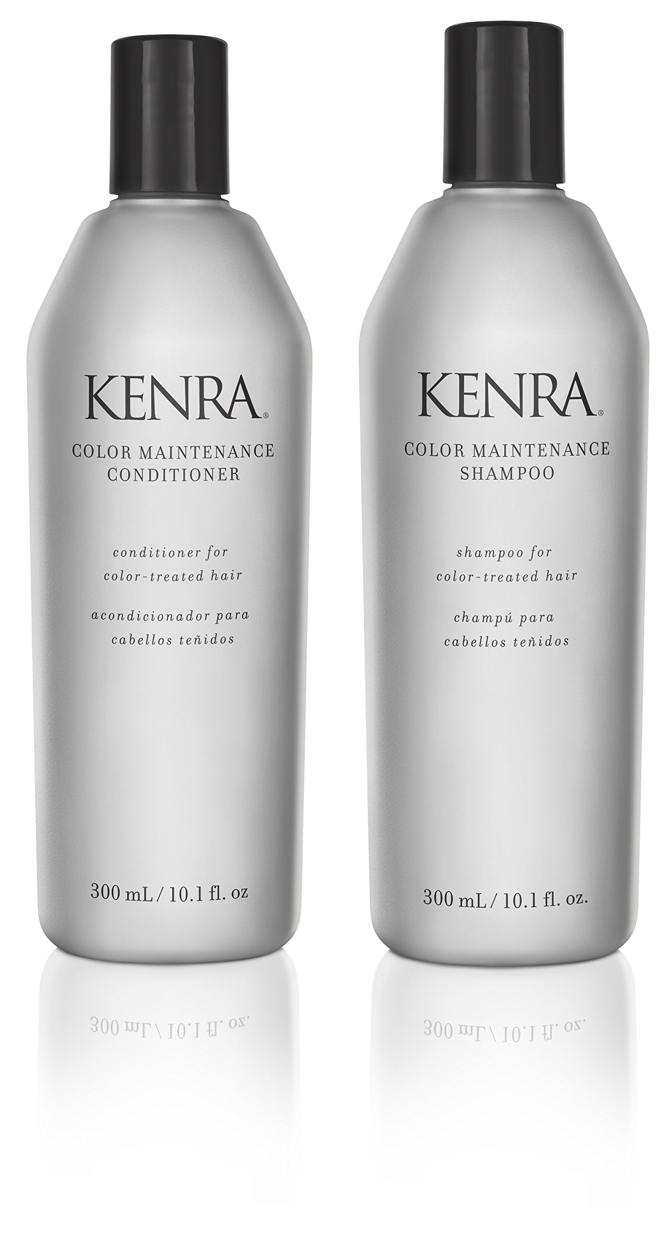 Kenra Color Maintenance Shampoo and Conditioner Set, 10.1-Ounce by Kenra