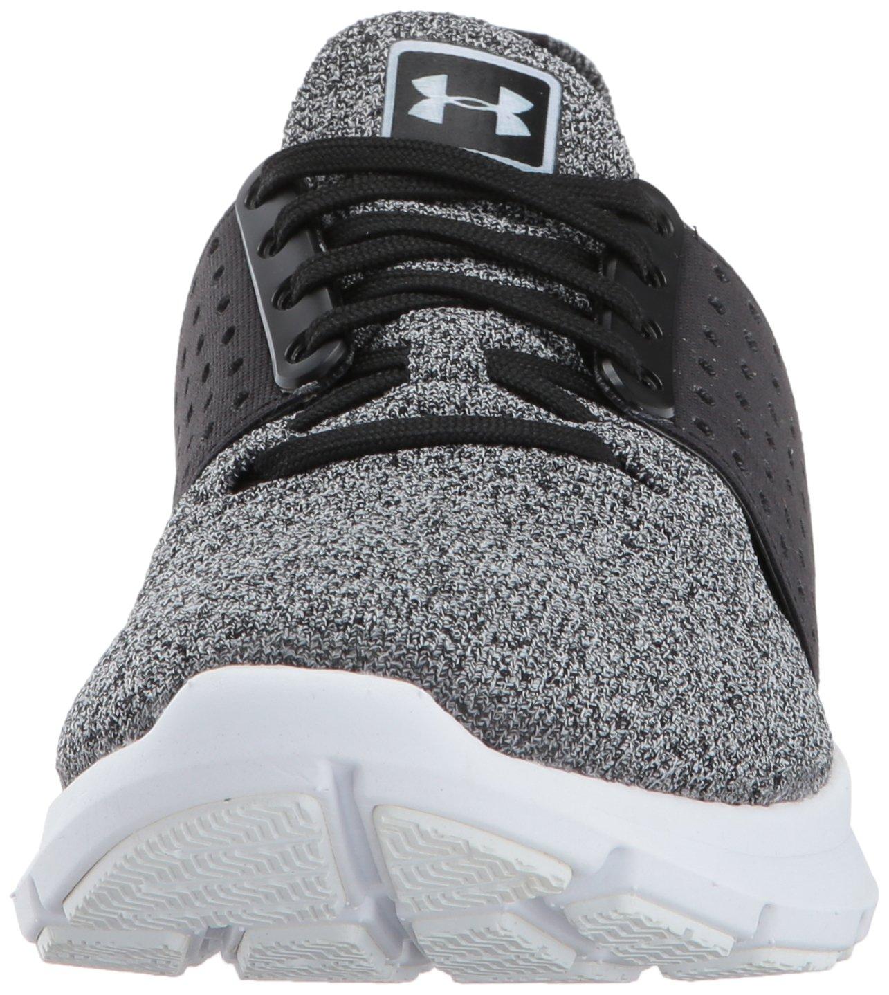 Under Armour Women's Speedform 6.5 Slingwrap Running Shoe B01MRVSI90 6.5 Speedform M US|Black (002)/White c42447
