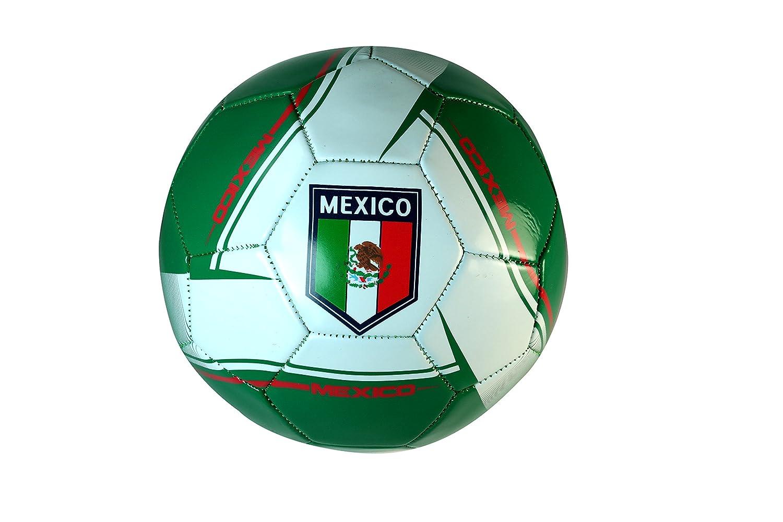 メキシコAuthentic Official Licensedサッカーボールサイズ5 -005 B00RBWCX0K
