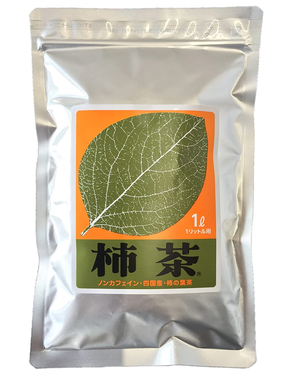 El t? de hoja de pesticidas de libre cultivo natural del t? de caqui 4gX12 bolsa de t? de caqui interna para envolver 1L: Amazon.es: Alimentación y bebidas