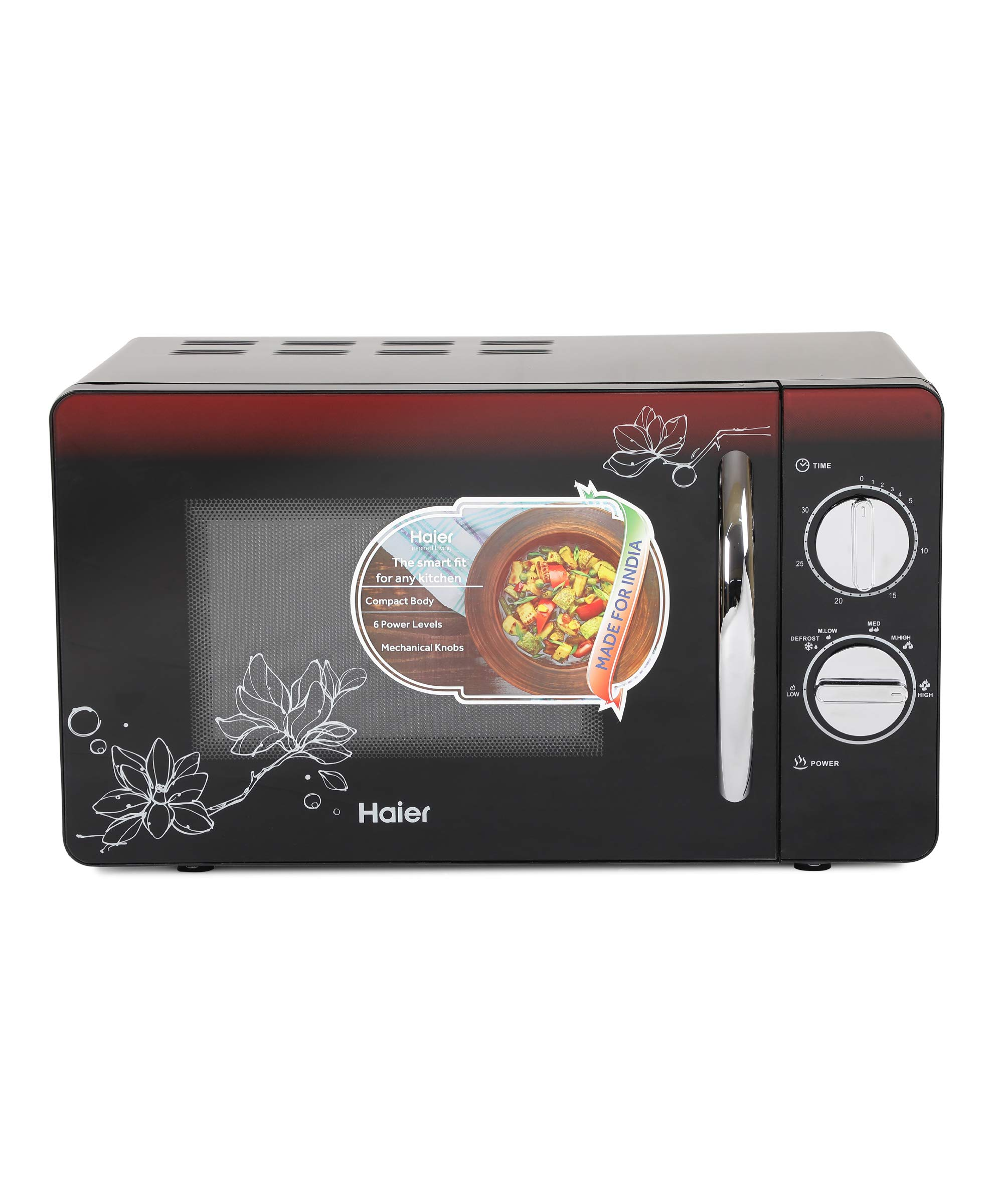 7. Haier 20 L Solo Microwave Oven