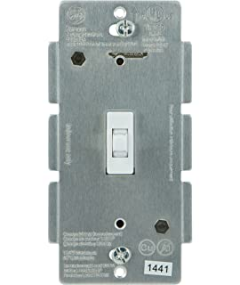 ge z wave wireless smart lighting control smart toggle switch on off