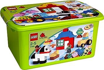 LEGO Duplo 5488 - Juego de Granja: Amazon.es: Juguetes y juegos