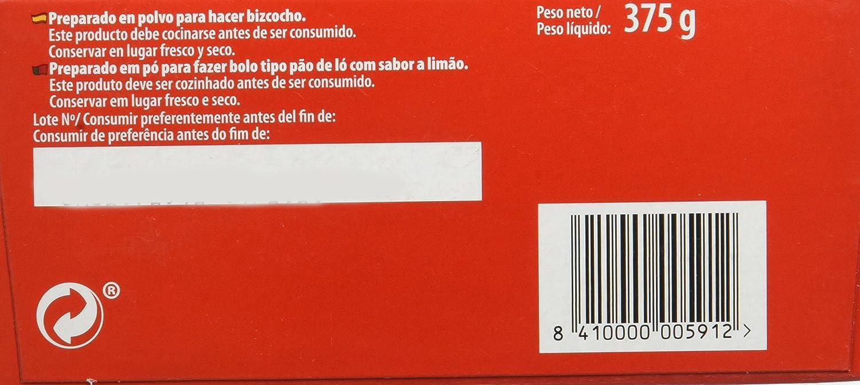 Royal - Masa De Bizcocho Esponjoso, 375 g: Amazon.es: Alimentación y bebidas