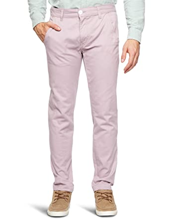 Mens Slim Trousers Bellfield TsYV5ET