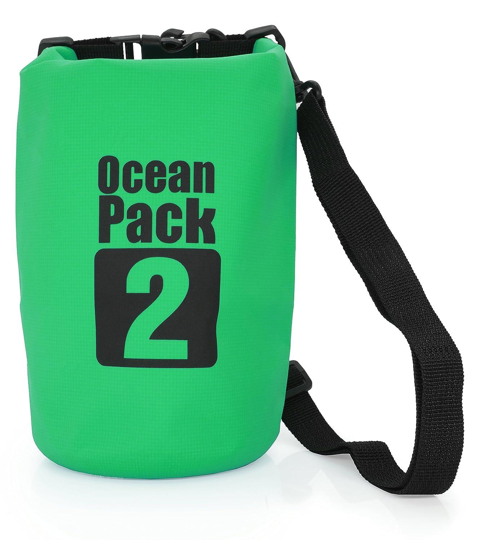 MyGadget Bolsa Seca   Dry Bag   Bolsa estanca 2L - Protección Frente al Agua 9a1446c7788