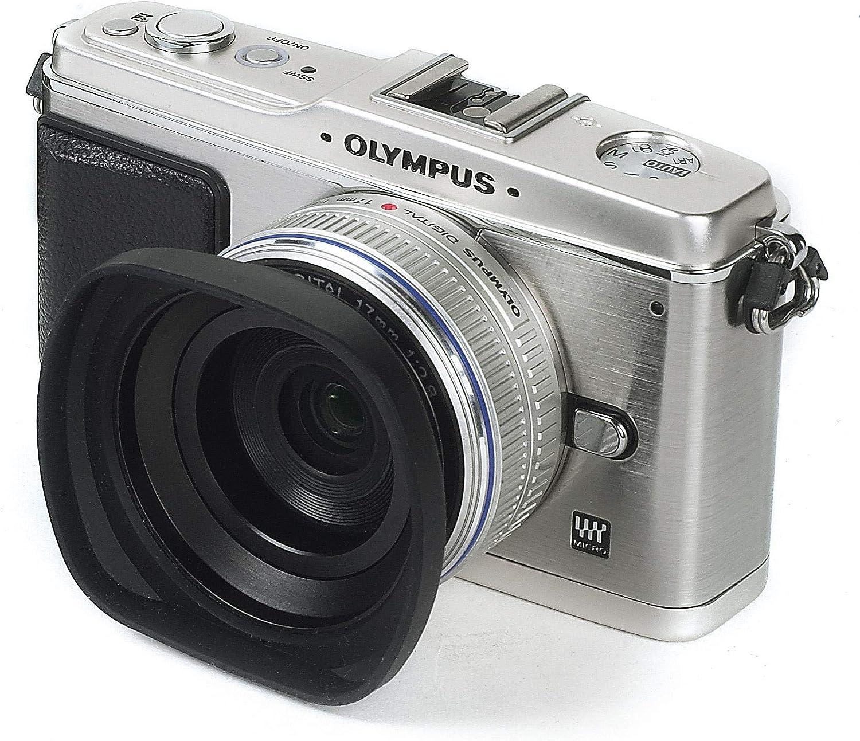 Kaiser Fototechnik Gegenlichtblende Für Olympus Pancake Kamera