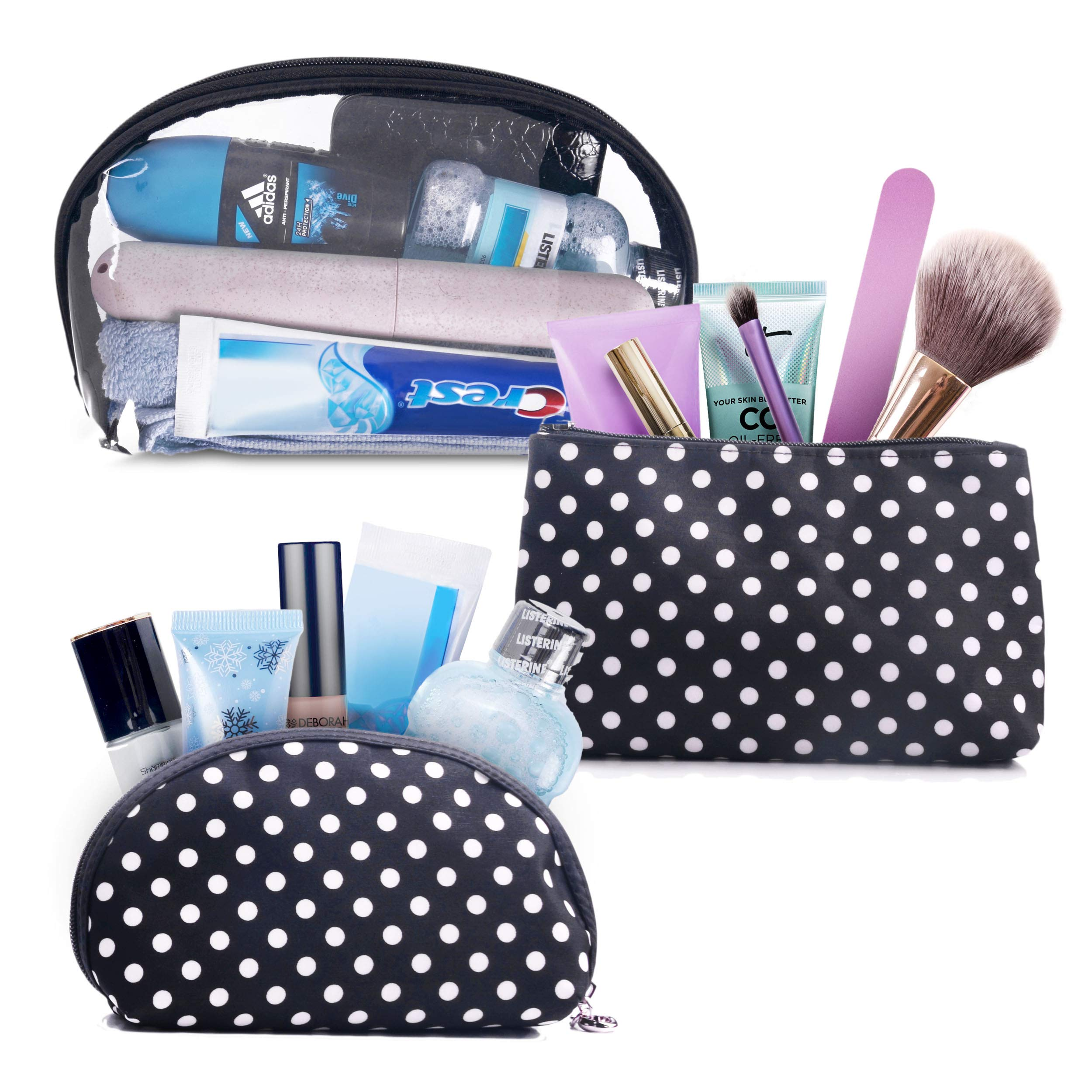 Amazon.com   Makeup Bags for Women  e02cb4ae0c35d