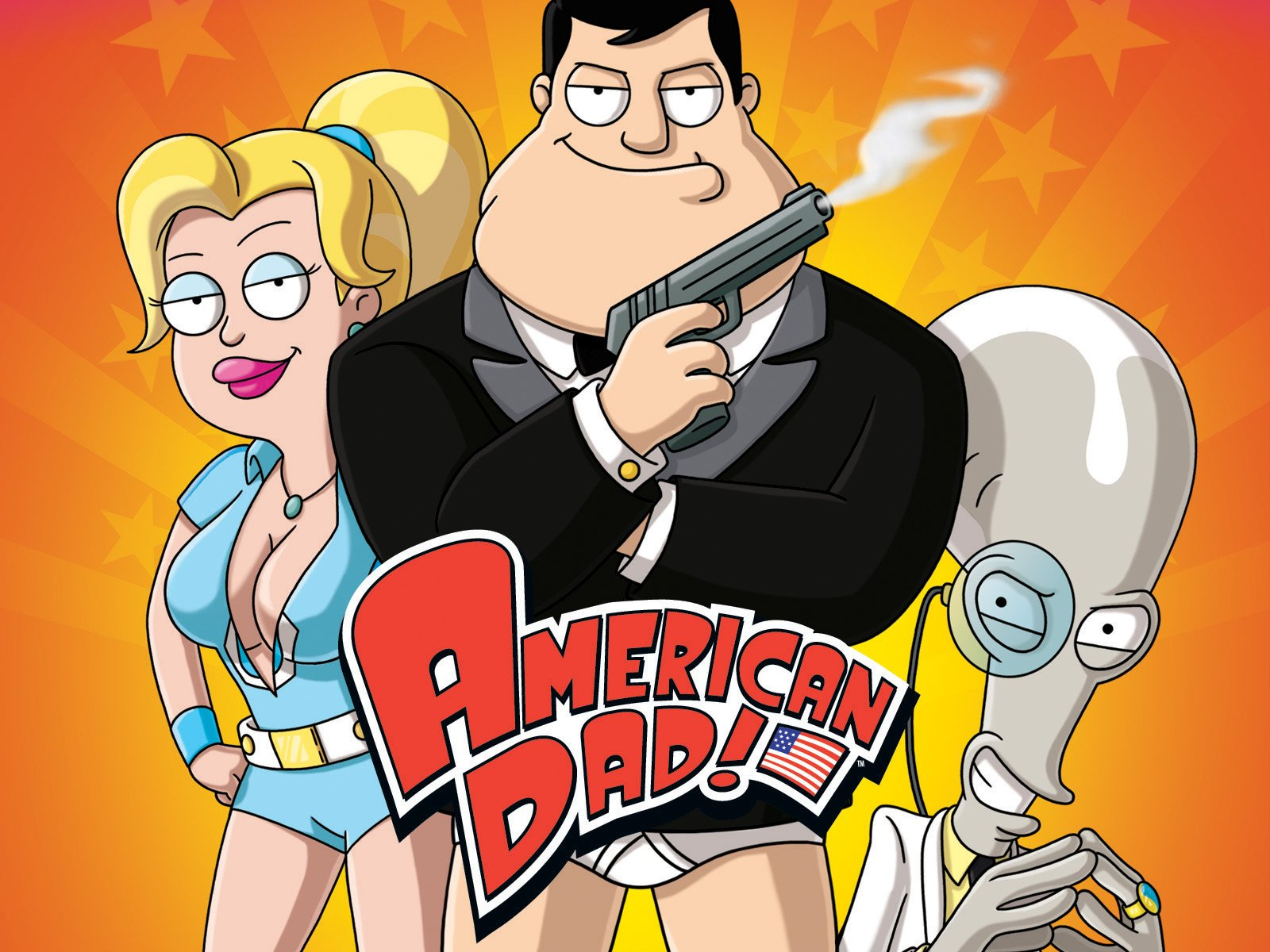 Amazon com: Watch American Dad Season 5 | Prime Video