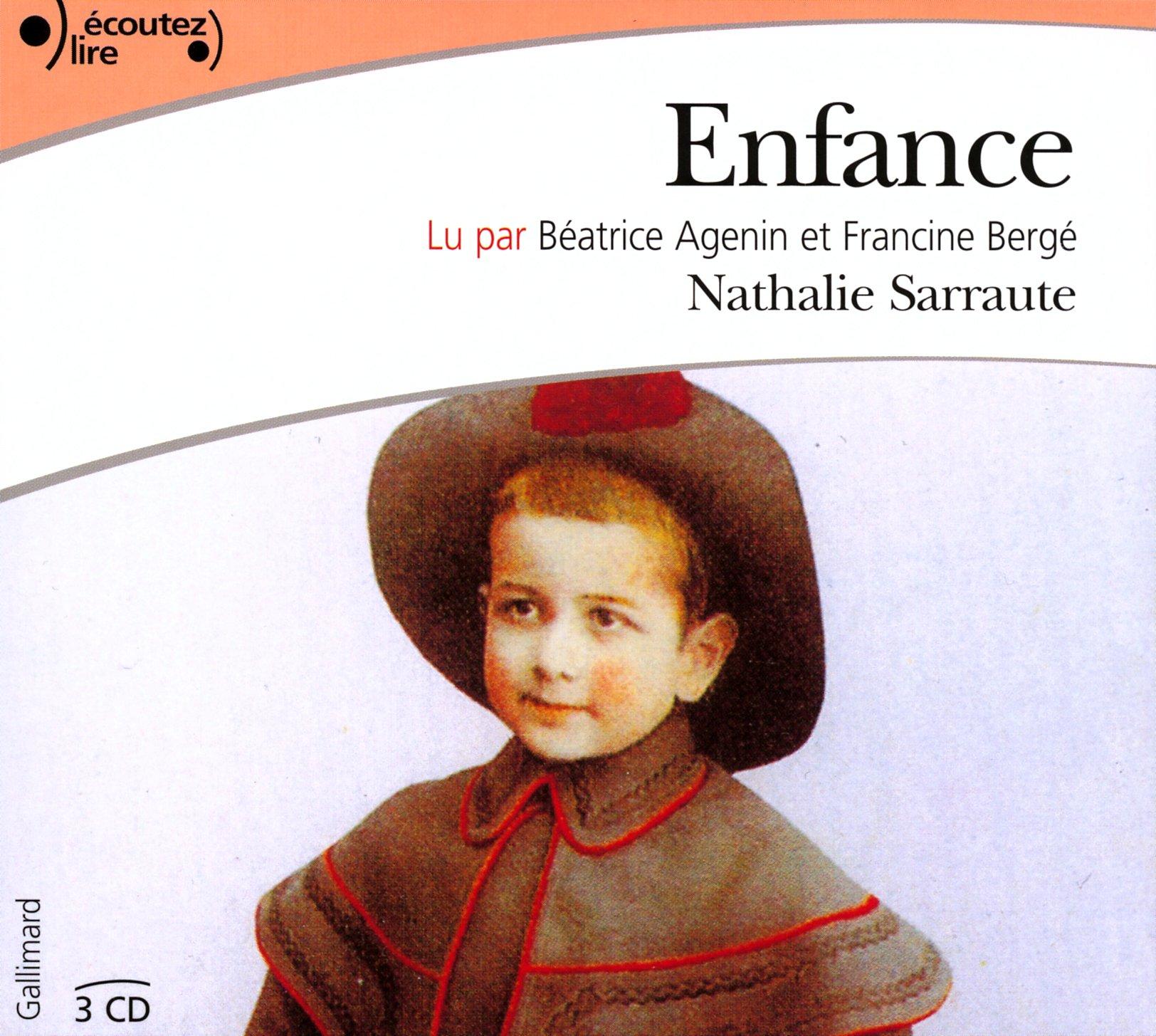 Amazon Fr Enfance Nathalie Sarraute Livres