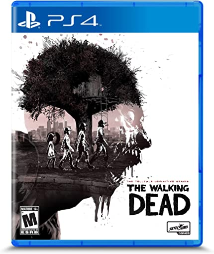 The Walking Dead: The Telltale Definitive Series   Play Station 4 by By    Skybound Games