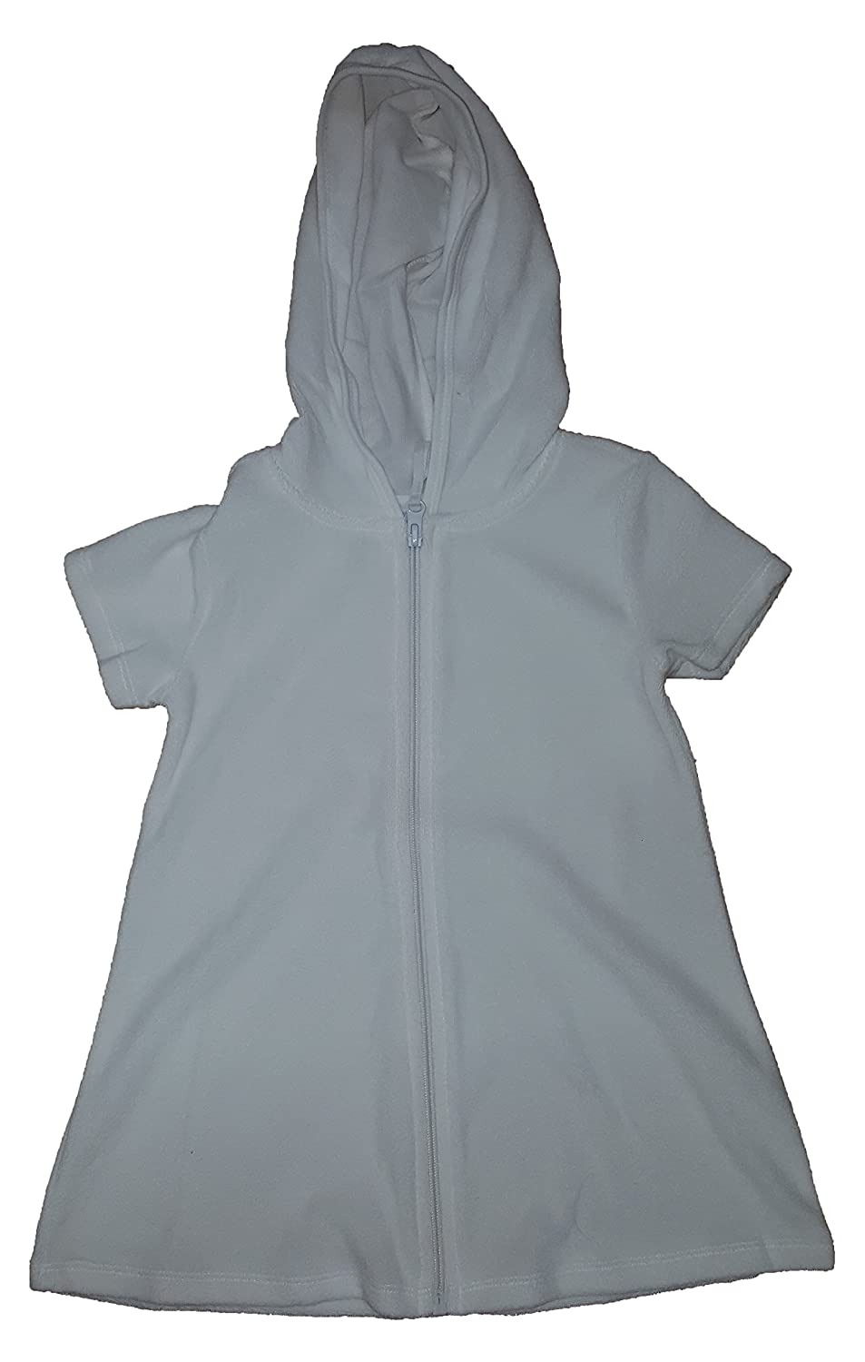 OP Girls Terry Hooded Swimsuit Cover up WGOG27700CS