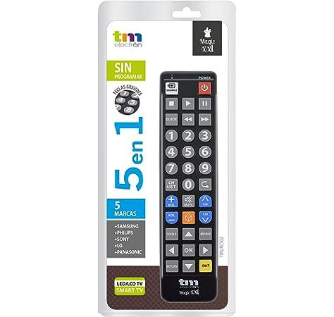 ANSONIC LCD197TDTW Reemplazo mando a distancia: Amazon.es: Electrónica