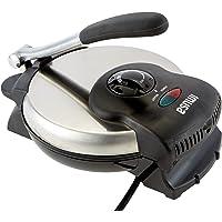 IMUSA, 85008, hierro fundido omelette Press, Negro, 20cm