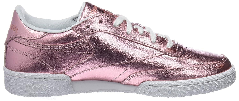 Reebok Damen Club C 85 S Shine Tennisschuhe Copper Copper Copper Weiß 36 EU B077TY31G5 Tennisschuhe Neue Sorten werden eingeführt 8cfda3