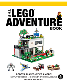 The lego adventure book vol 1 cars castles dinosaurs and more the lego adventure book vol 3 robots planes cities more malvernweather Images